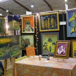 Salon La Brède région bordelaise en 2008