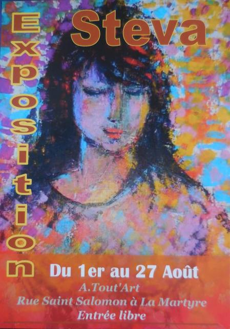 Expo avec  A Tout Art