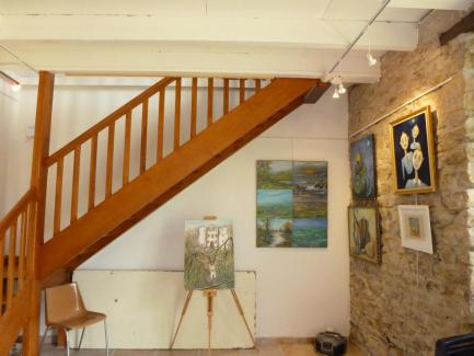 Maison des peintres Saint-Jean -du-Doigt expo 2013