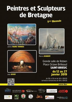 Affiche biennale a3 2019 2