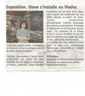 Article telegramme 3 12 2014 viaduc morlaix