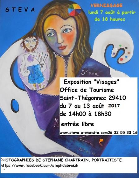 Invitation vernissage de saint thegonnec 1
