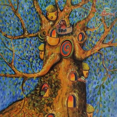 L'arbre aux poissonneaux