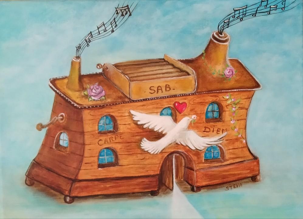 l'orgue de barbarie de Sabrina (commande)