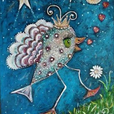 La princesse poissonneau ou l'élan du coeur