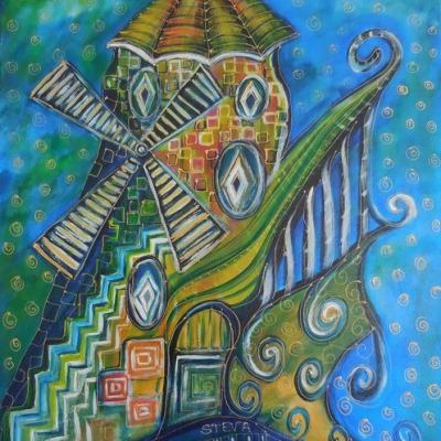 Steva le moulin enchante