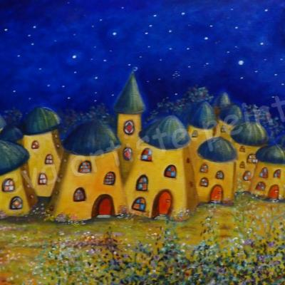 Le village aux 17 maisons