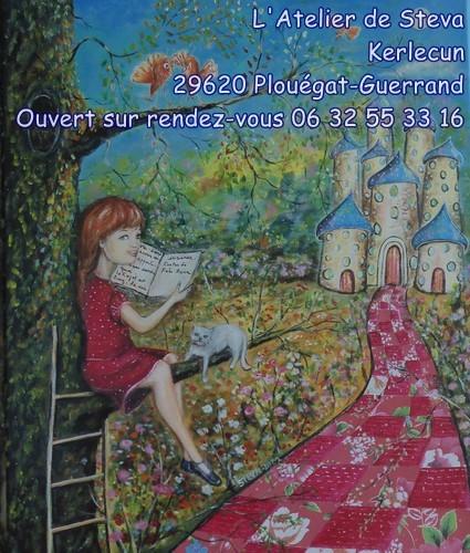 Voyage d une jeune fille au pays des contes, oeuvre vendue