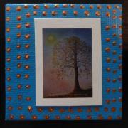 Magnet tableau arbre
