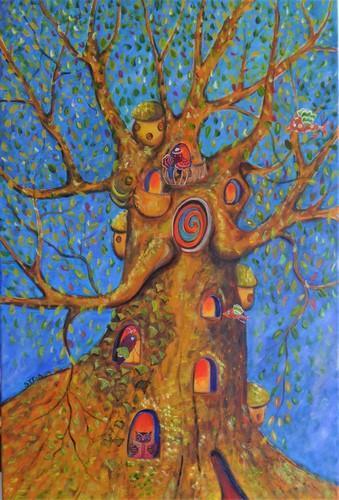 L'arbre aux Poissonneaux poissonneaux